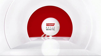 Colgate Optic White Beauty Radiant TV Spot, 'Inside and Out' - Thumbnail 1
