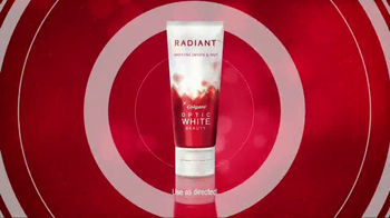Colgate Optic White Beauty Radiant TV Spot, 'Inside and Out' - Thumbnail 3