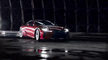 Lexus LC 500 TV Spot, 'Amazing Performance' [T1]