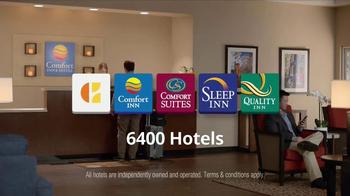 Choice Hotels TV Spot, 'Badda Book Pitch' - Thumbnail 10