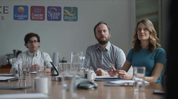 Choice Hotels TV Spot, 'Badda Book Pitch' - Thumbnail 4