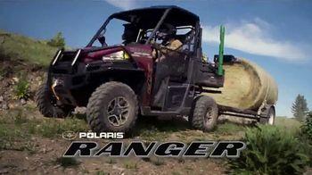 Polaris Ranger TV Spot, 'Stop at Nothing'