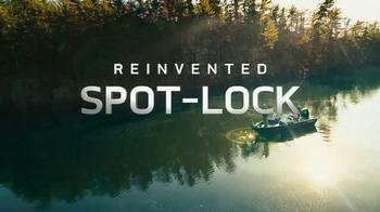 Minn Kota TV Spot, 'Reinvented Spot-Lock'