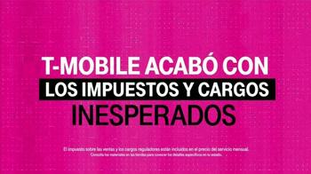 T-Mobile One TV Spot, 'Se acabaron los cargos inesperados' [Spanish] - Thumbnail 7