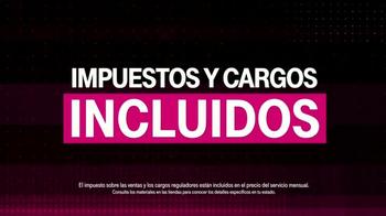 T-Mobile One TV Spot, 'Se acabaron los cargos inesperados' [Spanish] - Thumbnail 8