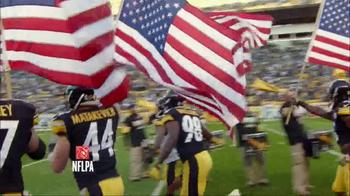 USAA TV Spot, 'NFL Salute to Service: Villanueva and Quinn' - Thumbnail 2