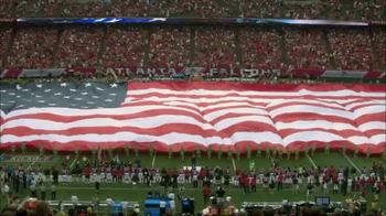 USAA TV Spot, 'NFL Salute to Service: Villanueva and Quinn' - Thumbnail 5
