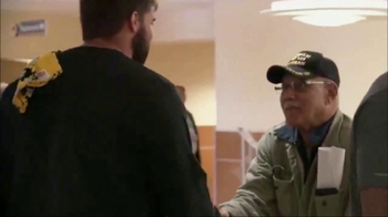 USAA TV Spot, 'NFL Salute to Service: Villanueva and Quinn' - Thumbnail 8