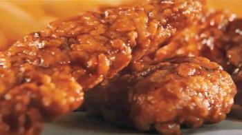 Dairy Queen Honey BBQ Glazed Chicken Strip Basket TV Spot, 'This Dad Thing' - Thumbnail 3