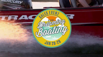 Bass Pro Shops Stop Dreaming Start Boating Sales Event TV Spot, 'Deals' - Thumbnail 7
