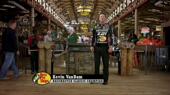Bass Pro Shops Spring Fever Sale TV Spot, 'Spin Combo' Feat. Kevin VanDam - Thumbnail 1