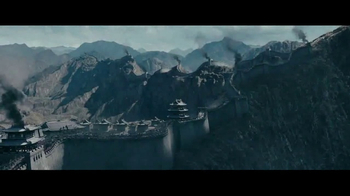 The Great Wall - Alternate Trailer 4