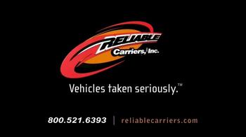 Reliable Carriers TV Spot, 'World Famous' - Thumbnail 10
