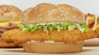 Arby's TV Spot, 'Fishing' - 1447 commercial airings