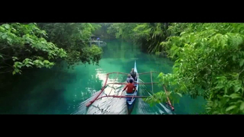 Philippines Department of Tourism TV Spot, 'Enchanted River'