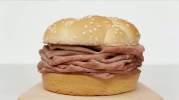 Arby's 2 for $5 TV Spot, 'Mix 'n Match: Past vs. Present' - Thumbnail 1