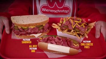 Wienerschnitzel Pastrami TV Spot, 'Return of Pastrami' - Thumbnail 10