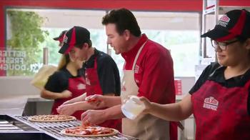 Papa John's Ultimate Meats Pizza TV Spot, 'Drones' - Thumbnail 5