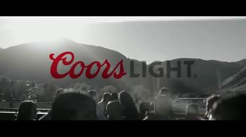 Coors Light TV Spot, 'Solar' - Thumbnail 5
