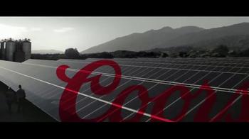 Coors Light TV Spot, 'Solar'