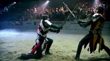 Medieval Times TV Spot, 'Valentine's Day: $110 Couples Packages'