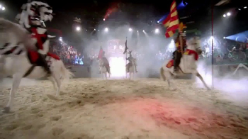 Medieval Times TV Spot, 'Valentine's Day: $110 Couples Packages' - Thumbnail 2