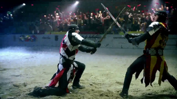 Medieval Times TV Spot, 'Valentine's Day: $110 Couples Packages' - Thumbnail 3