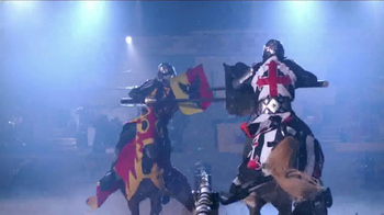Medieval Times TV Spot, 'Valentine's Day: $110 Couples Packages' - Thumbnail 4