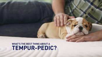 Tempur-Pedic TV Spot, 'Keeps You Comfortable' - Thumbnail 1