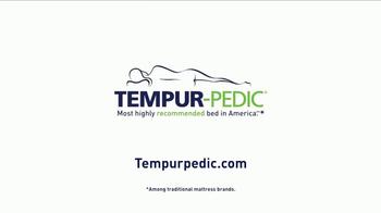 Tempur-Pedic TV Spot, 'Keeps You Comfortable' - Thumbnail 8