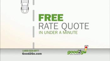 Good 2 Go TV Spot, 'Works for Me: Commuter' - Thumbnail 6