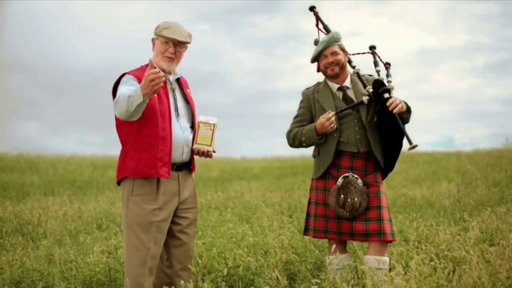 Bob's Red Mill Scottish Oatmeal TV Commercial, 'Dirge'