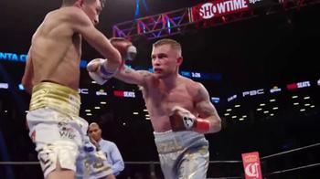 Showtime TV Spot, 'Championship Boxing: Frampton vs. Santa Cruz II' - Thumbnail 5