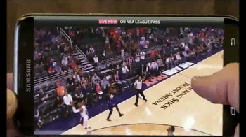 NBA League Pass TV Spot, 'Muestra gratis de media temporada' [Spanish] - Thumbnail 2