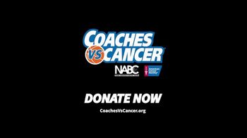 Coaches vs. Cancer TV Spot, 'Roy Williams Suits & Sneakers' - Thumbnail 6