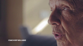Coaches vs. Cancer TV Spot, 'Roy Williams Suits & Sneakers' - Thumbnail 1