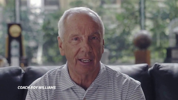 Coaches vs. Cancer TV Spot, 'Roy Williams Suits & Sneakers'