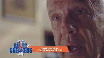 Coaches vs. Cancer TV Spot, 'Roy Williams Suits & Sneakers' - Thumbnail 5
