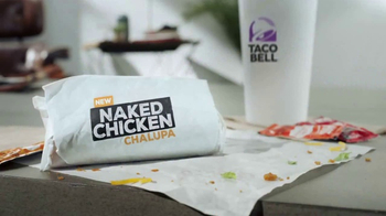 Taco Bell Naked Chicken Chalupa TV Spot, 'We've Never Been Ready' - Thumbnail 7