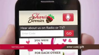 Shari's Berries TV Spot, 'Creative Valentine's Day Gift' - Thumbnail 10