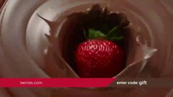 Shari's Berries TV Spot, 'Creative Valentine's Day Gift' - Thumbnail 3