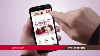 Shari's Berries TV Spot, 'Creative Valentine's Day Gift' - Thumbnail 6