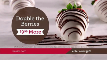 Shari\'s Berries TV Spot, \'Creative Valentine\'s Day Gift\'