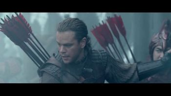 The Great Wall - Alternate Trailer 5