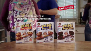 Little Debbie Mini Muffins TV Spot, \'Moms of 7am: Helena\'s Morning\'