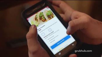 GrubHub TV Spot, 'Tacos' - Thumbnail 3