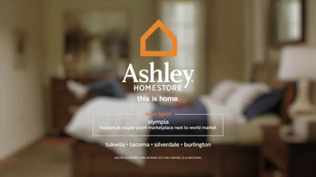 Ashley HomeStore The Big Event TV Spot, 'It Doesn't Get Bigger' - Thumbnail 6