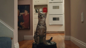 GoDaddy Super Bowl 2017 Teaser, 'Roomba Cats' - Thumbnail 3