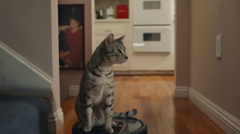 GoDaddy Super Bowl 2017 Teaser, 'Roomba Cats' - Thumbnail 4