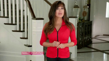 BodyGym TV Spot, 'Personal Gym' Featuring Marie Osmond - 11 commercial airings